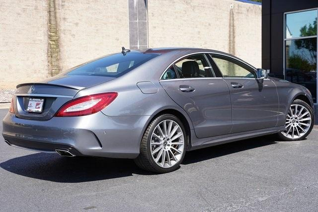 Used 2017 Mercedes-Benz CLS CLS 550 for sale $49,991 at Gravity Autos Roswell in Roswell GA 30076 14