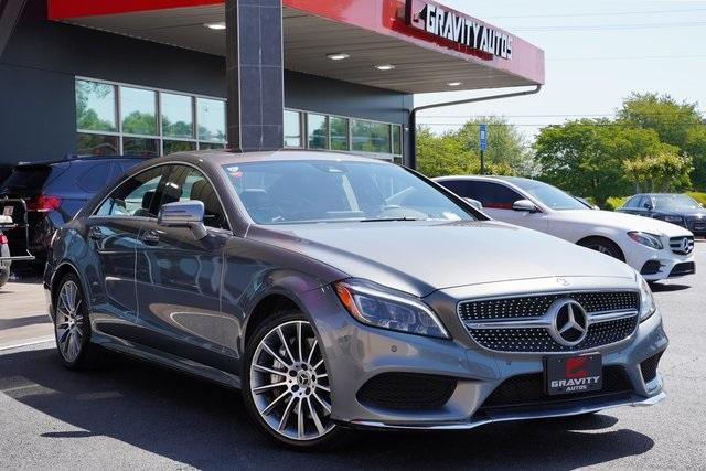 Used 2017 Mercedes-Benz CLS CLS 550 for sale $49,991 at Gravity Autos Roswell in Roswell GA 30076 2