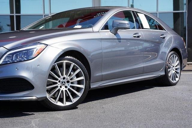 Used 2017 Mercedes-Benz CLS CLS 550 for sale $49,991 at Gravity Autos Roswell in Roswell GA 30076 3