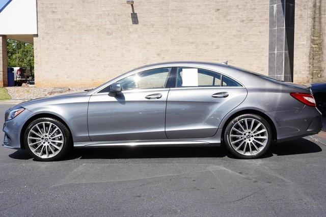 Used 2017 Mercedes-Benz CLS CLS 550 for sale $49,991 at Gravity Autos Roswell in Roswell GA 30076 4