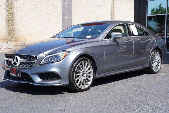 Used 2017 Mercedes-Benz CLS CLS 550 for sale $49,991 at Gravity Autos Roswell in Roswell GA 30076 5