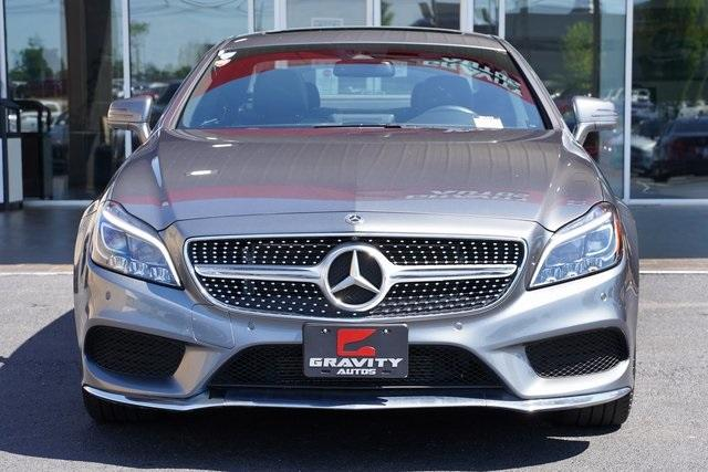 Used 2017 Mercedes-Benz CLS CLS 550 for sale $49,991 at Gravity Autos Roswell in Roswell GA 30076 6