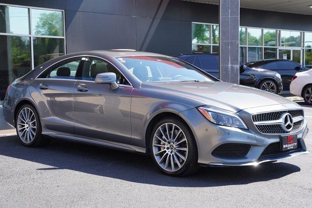 Used 2017 Mercedes-Benz CLS CLS 550 for sale $49,991 at Gravity Autos Roswell in Roswell GA 30076 7