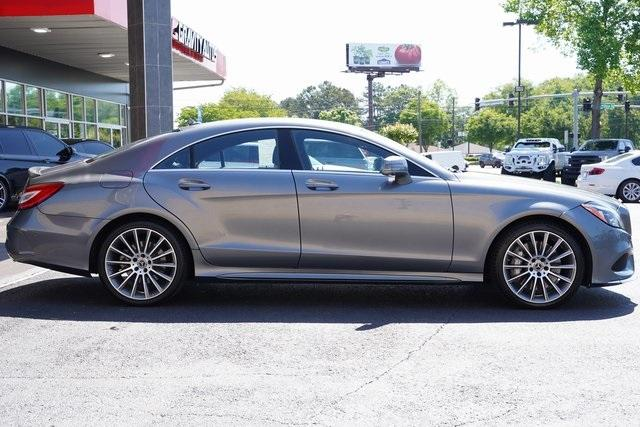 Used 2017 Mercedes-Benz CLS CLS 550 for sale $49,991 at Gravity Autos Roswell in Roswell GA 30076 8