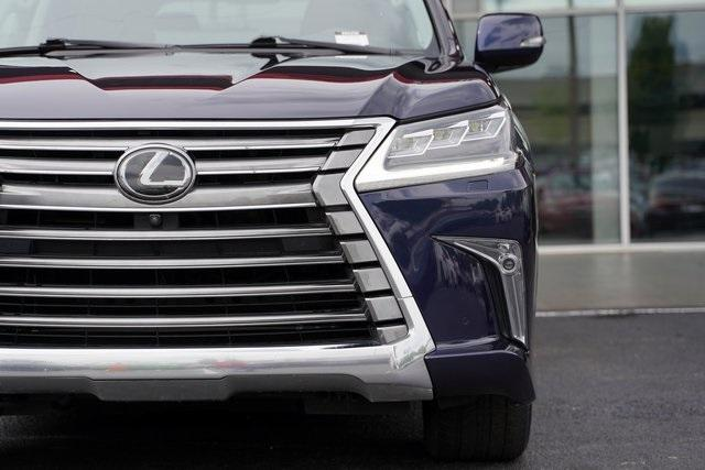 Used 2018 Lexus LX 570 for sale $74,995 at Gravity Autos Roswell in Roswell GA 30076 10