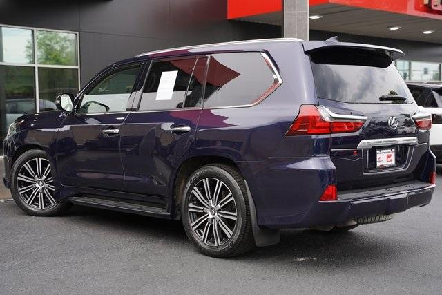 Used 2018 Lexus LX 570 for sale $74,995 at Gravity Autos Roswell in Roswell GA 30076 13