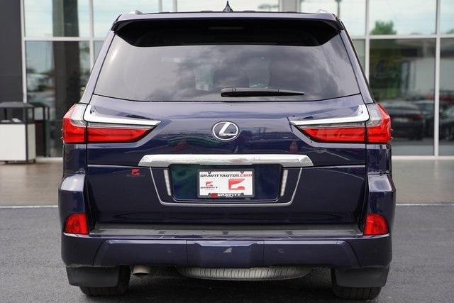 Used 2018 Lexus LX 570 for sale $74,995 at Gravity Autos Roswell in Roswell GA 30076 14