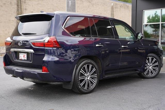 Used 2018 Lexus LX 570 for sale $74,995 at Gravity Autos Roswell in Roswell GA 30076 15