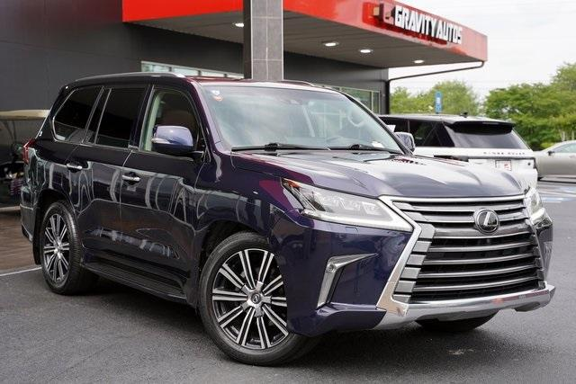 Used 2018 Lexus LX 570 for sale $74,995 at Gravity Autos Roswell in Roswell GA 30076 2