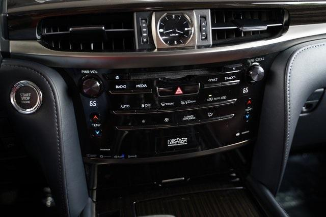 Used 2018 Lexus LX 570 for sale $74,995 at Gravity Autos Roswell in Roswell GA 30076 26