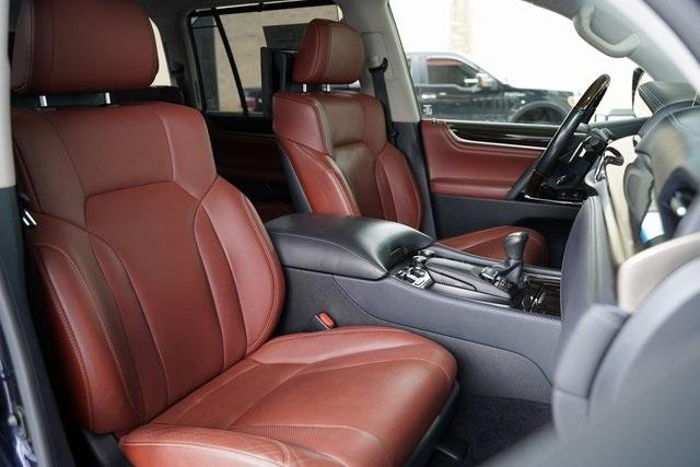 Used 2018 Lexus LX 570 for sale $74,995 at Gravity Autos Roswell in Roswell GA 30076 38