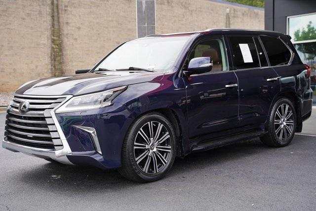 Used 2018 Lexus LX 570 for sale $74,995 at Gravity Autos Roswell in Roswell GA 30076 5