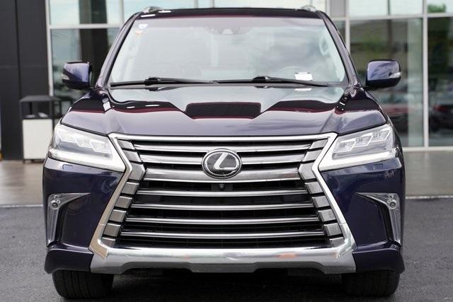 Used 2018 Lexus LX 570 for sale $74,995 at Gravity Autos Roswell in Roswell GA 30076 6