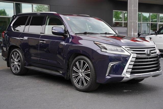 Used 2018 Lexus LX 570 for sale $74,995 at Gravity Autos Roswell in Roswell GA 30076 7