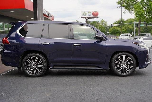 Used 2018 Lexus LX 570 for sale $74,995 at Gravity Autos Roswell in Roswell GA 30076 8