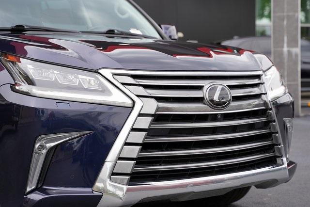 Used 2018 Lexus LX 570 for sale $74,995 at Gravity Autos Roswell in Roswell GA 30076 9
