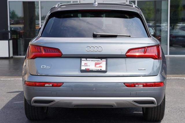 Used 2019 Audi Q5 2.0T Premium Plus for sale $40,991 at Gravity Autos Roswell in Roswell GA 30076 12