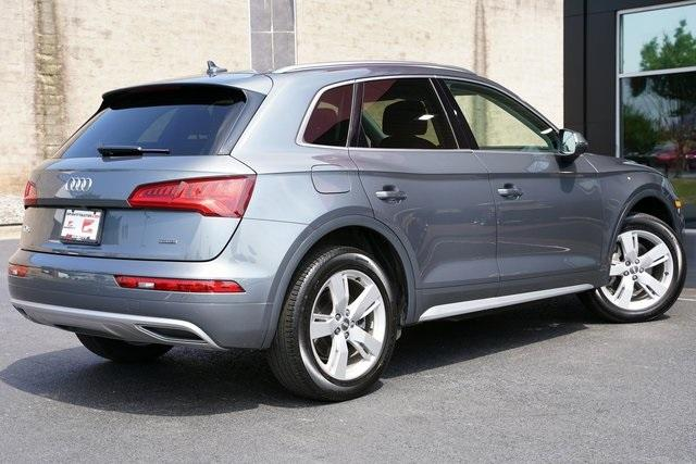 Used 2019 Audi Q5 2.0T Premium Plus for sale $40,991 at Gravity Autos Roswell in Roswell GA 30076 13