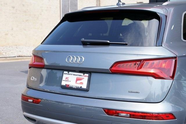 Used 2019 Audi Q5 2.0T Premium Plus for sale $40,991 at Gravity Autos Roswell in Roswell GA 30076 14
