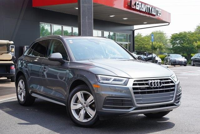 Used 2019 Audi Q5 2.0T Premium Plus for sale $40,991 at Gravity Autos Roswell in Roswell GA 30076 2