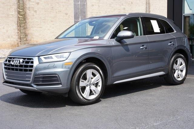 Used 2019 Audi Q5 2.0T Premium Plus for sale $40,991 at Gravity Autos Roswell in Roswell GA 30076 5