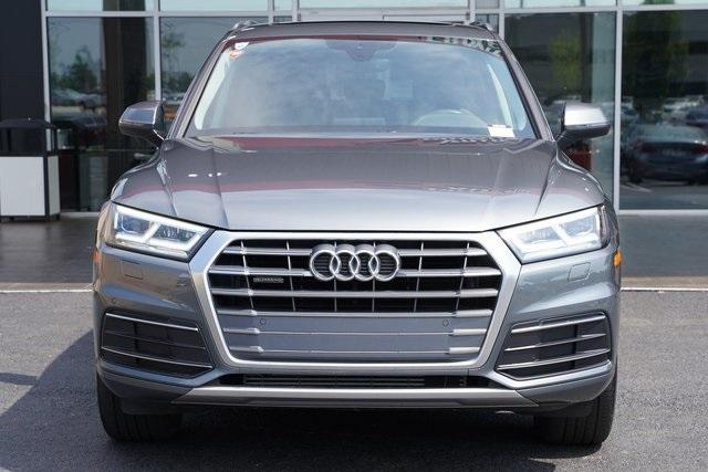 Used 2019 Audi Q5 2.0T Premium Plus for sale $40,991 at Gravity Autos Roswell in Roswell GA 30076 6