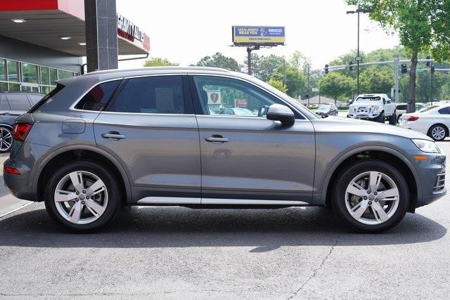 Used 2019 Audi Q5 2.0T Premium Plus for sale $40,991 at Gravity Autos Roswell in Roswell GA 30076 8