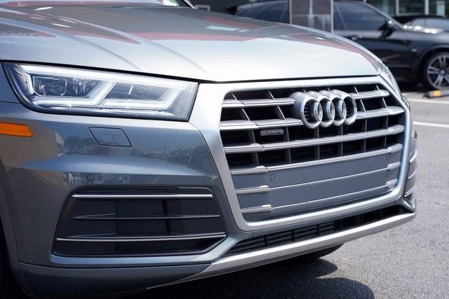 Used 2019 Audi Q5 2.0T Premium Plus for sale $40,991 at Gravity Autos Roswell in Roswell GA 30076 9