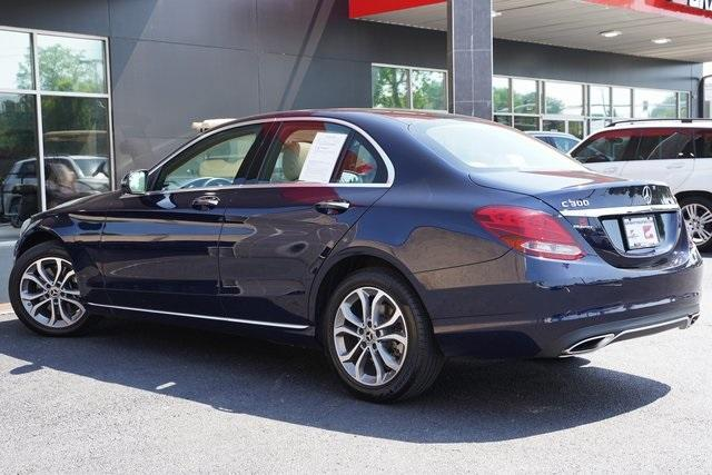 Used 2018 Mercedes-Benz C-Class C 300 for sale $30,491 at Gravity Autos Roswell in Roswell GA 30076 11