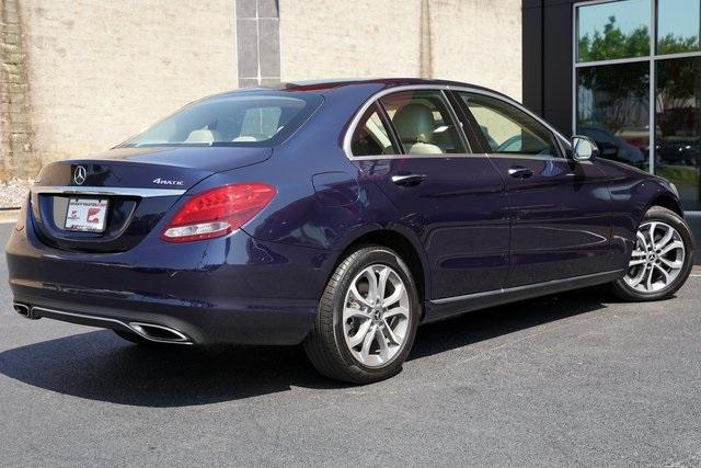 Used 2018 Mercedes-Benz C-Class C 300 for sale $30,491 at Gravity Autos Roswell in Roswell GA 30076 13