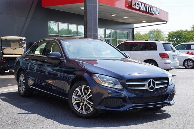Used 2018 Mercedes-Benz C-Class C 300 for sale $30,491 at Gravity Autos Roswell in Roswell GA 30076 2