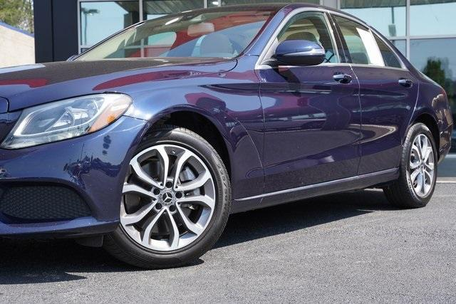 Used 2018 Mercedes-Benz C-Class C 300 for sale $30,491 at Gravity Autos Roswell in Roswell GA 30076 3