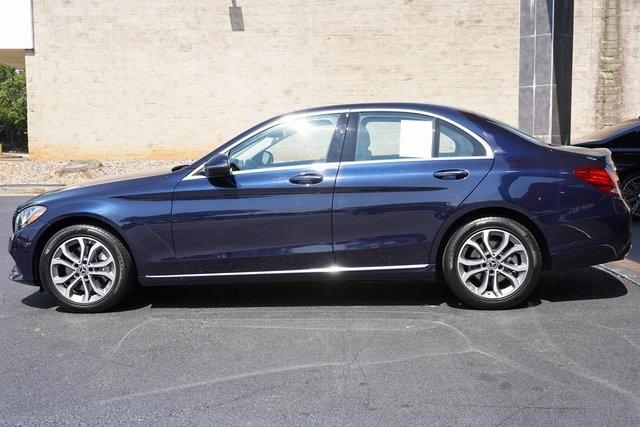 Used 2018 Mercedes-Benz C-Class C 300 for sale $30,491 at Gravity Autos Roswell in Roswell GA 30076 4