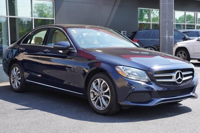 Used 2018 Mercedes-Benz C-Class C 300 for sale $30,491 at Gravity Autos Roswell in Roswell GA 30076 7