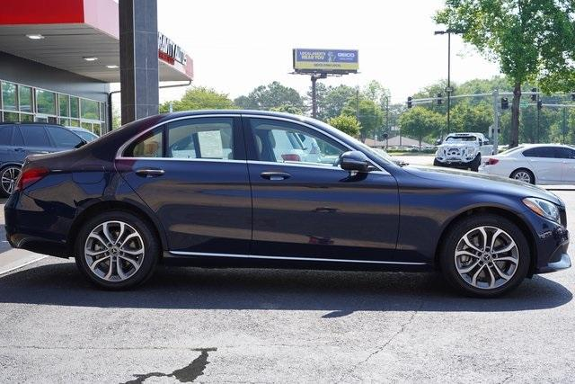 Used 2018 Mercedes-Benz C-Class C 300 for sale $30,491 at Gravity Autos Roswell in Roswell GA 30076 8