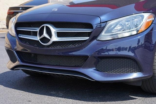 Used 2018 Mercedes-Benz C-Class C 300 for sale $30,491 at Gravity Autos Roswell in Roswell GA 30076 9