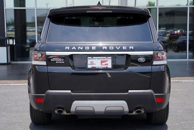 Used 2017 Land Rover Range Rover Sport HSE Td6 for sale $48,991 at Gravity Autos Roswell in Roswell GA 30076 12