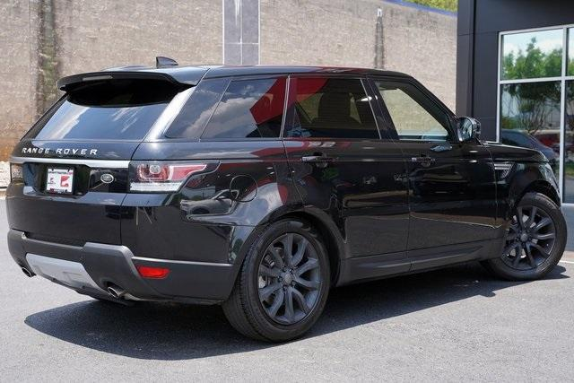 Used 2017 Land Rover Range Rover Sport HSE Td6 for sale $48,991 at Gravity Autos Roswell in Roswell GA 30076 13