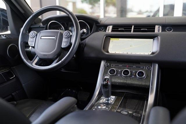 Used 2017 Land Rover Range Rover Sport HSE Td6 for sale $48,991 at Gravity Autos Roswell in Roswell GA 30076 15