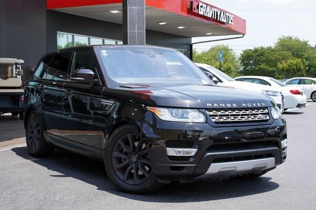 Used 2017 Land Rover Range Rover Sport HSE Td6 for sale $48,991 at Gravity Autos Roswell in Roswell GA 30076 2