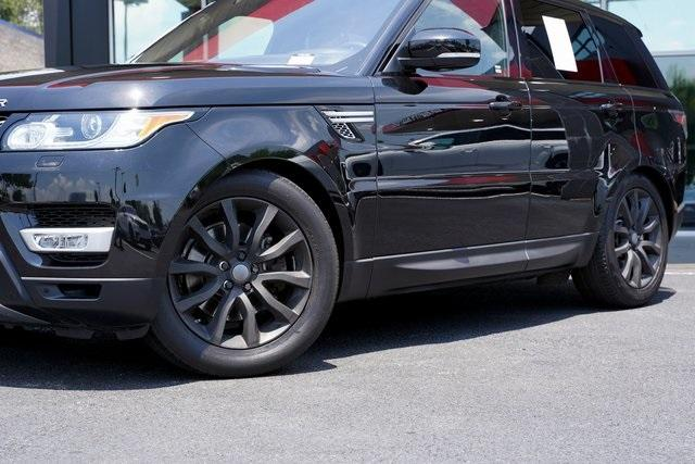 Used 2017 Land Rover Range Rover Sport HSE Td6 for sale $48,991 at Gravity Autos Roswell in Roswell GA 30076 3