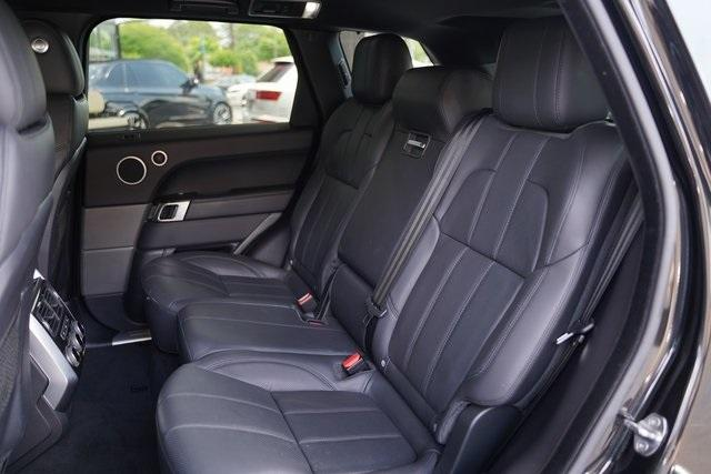 Used 2017 Land Rover Range Rover Sport HSE Td6 for sale $48,991 at Gravity Autos Roswell in Roswell GA 30076 32