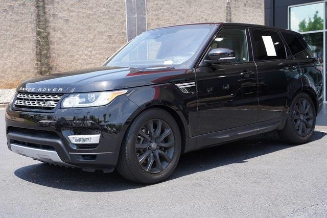 Used 2017 Land Rover Range Rover Sport HSE Td6 for sale $48,991 at Gravity Autos Roswell in Roswell GA 30076 5