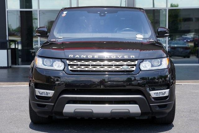 Used 2017 Land Rover Range Rover Sport HSE Td6 for sale $48,991 at Gravity Autos Roswell in Roswell GA 30076 6