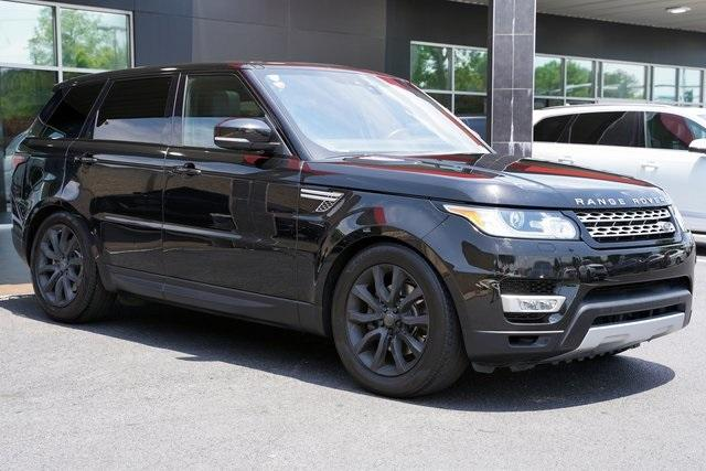 Used 2017 Land Rover Range Rover Sport HSE Td6 for sale $48,991 at Gravity Autos Roswell in Roswell GA 30076 7