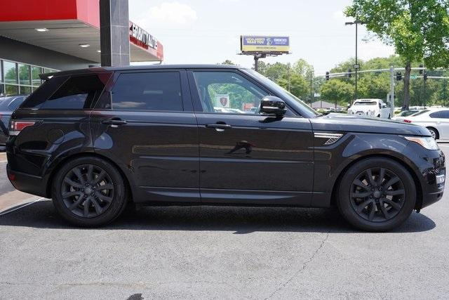 Used 2017 Land Rover Range Rover Sport HSE Td6 for sale $48,991 at Gravity Autos Roswell in Roswell GA 30076 8