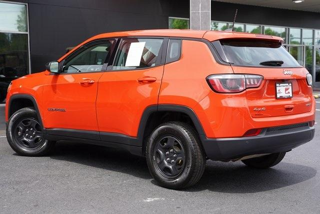 Used 2018 Jeep Compass Sport for sale Sold at Gravity Autos Roswell in Roswell GA 30076 10