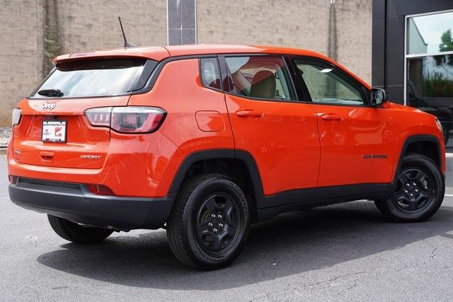 Used 2018 Jeep Compass Sport for sale Sold at Gravity Autos Roswell in Roswell GA 30076 12