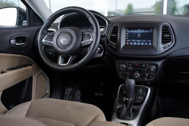 Used 2018 Jeep Compass Sport for sale Sold at Gravity Autos Roswell in Roswell GA 30076 14