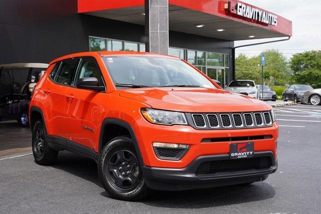 Used 2018 Jeep Compass Sport for sale Sold at Gravity Autos Roswell in Roswell GA 30076 2